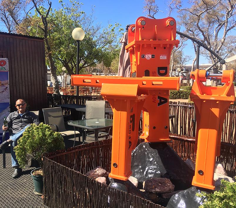 Rhino Excavator Hammers
